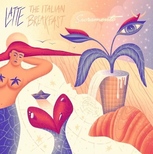 """Sacramento, """"Latte (The Italian Breakfast)"""": recensione e streaming"""