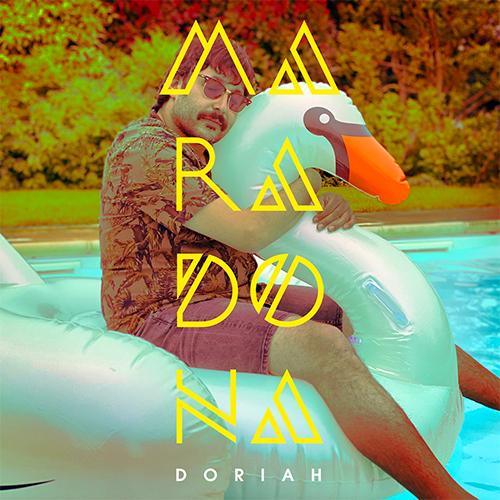 """Doriah: """"Maradona"""" è il singolo di debutto"""