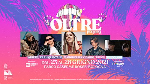 Oltre Festival 2021: Margherita Vicario, Frah, Ariete in lineup
