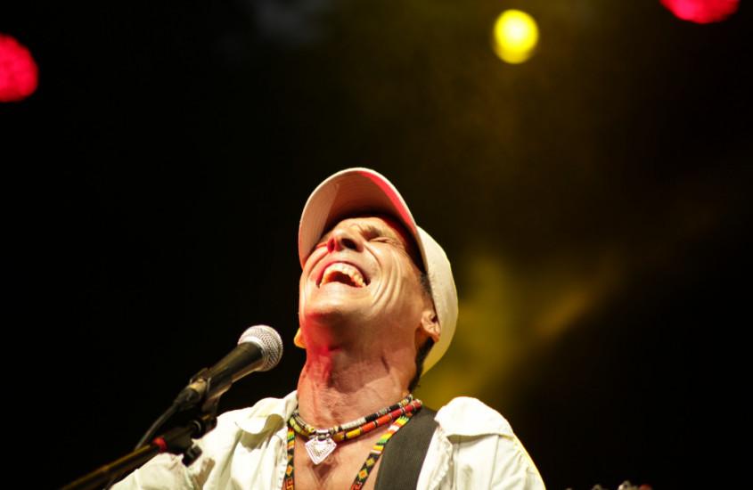 "Manu Chao ""El Chapulin Sono Tour"" @ Goa-Boa Festival 2021"