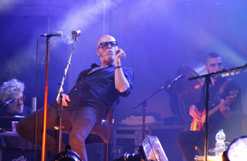 """Negrita, """"La Teatrale"""" @ Goa-Boa Festival: il report"""