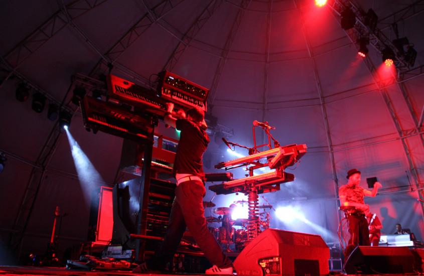 Subsonica @ Goa-Boa Festival: il report