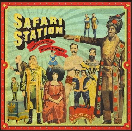 "Andrea Van Cleef e Diego Potron, ""Safari Station"": la recensione"