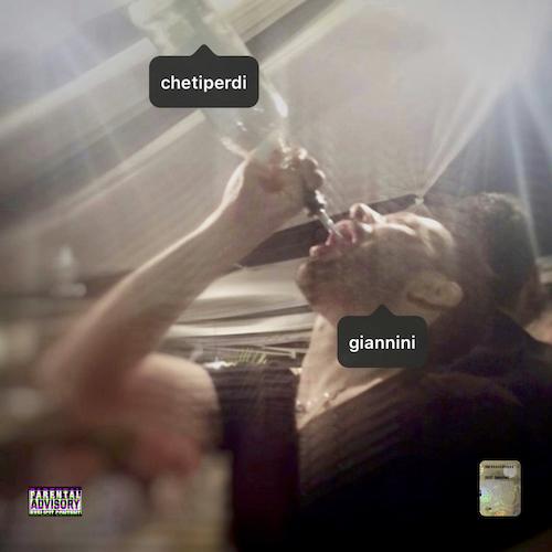 """Giannini: """"Che ti perdi"""" è il nuovo singolo"""