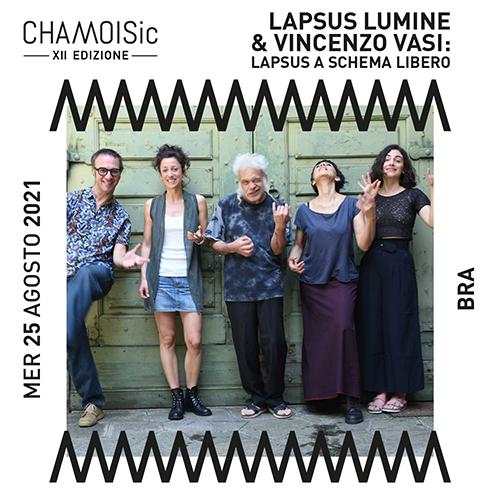 CHAMOISic 2021: Si chiude con Lapsus Lumine